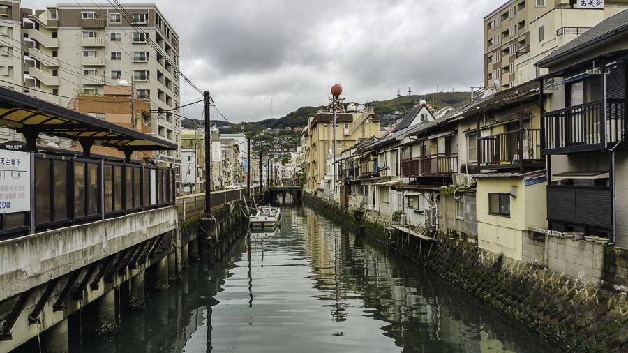 Nagasaki canal