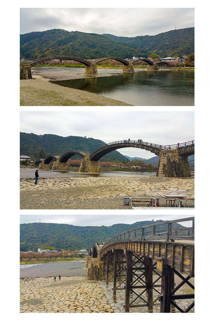 Kintai bridge 8th version