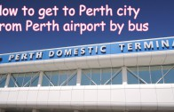 Perth Airport to City Centre