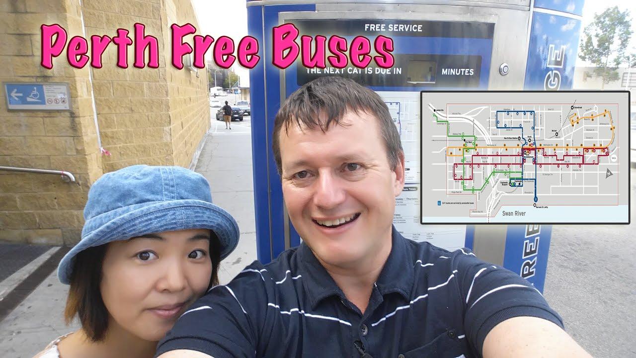 Perth Free Buses