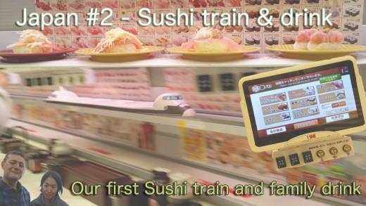 Japan Sushi Train