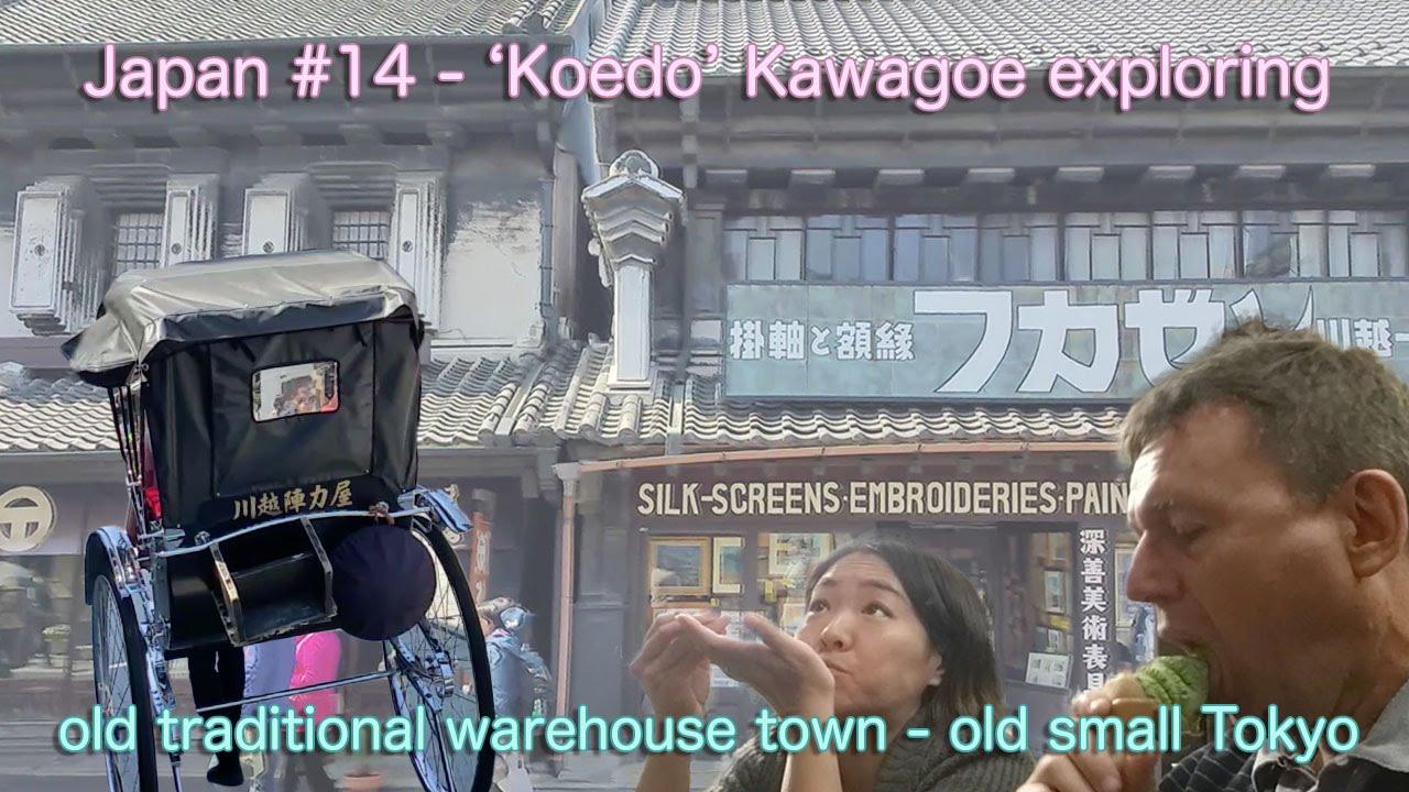Kawagoe Old Tokyo Town