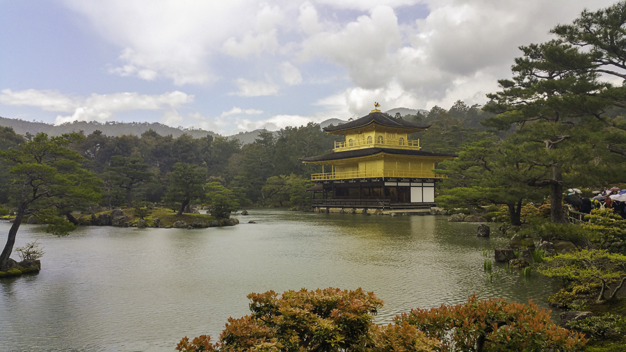 Kinkaku-ji (Golden temple)