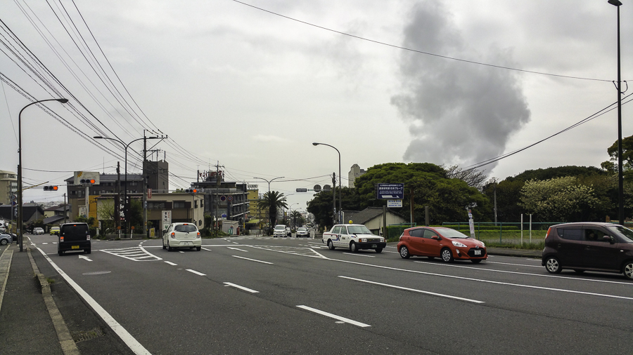 Beppu town