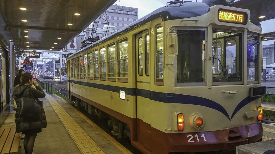 Kochi tram