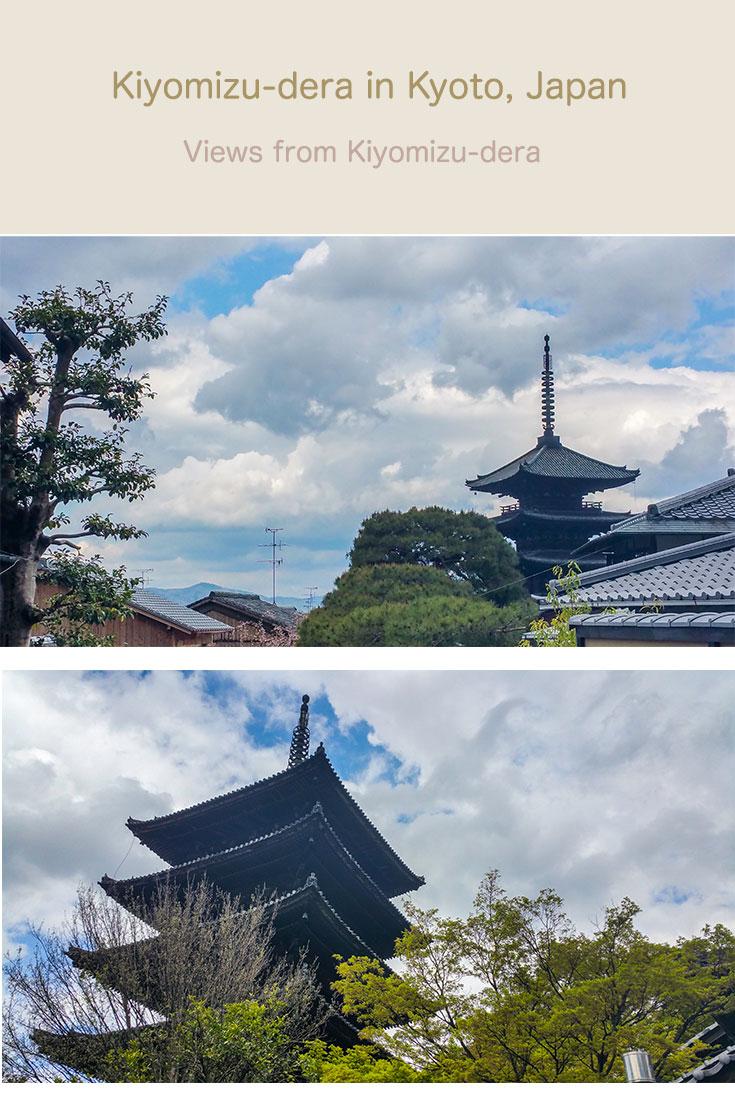 Kiyomizu temples